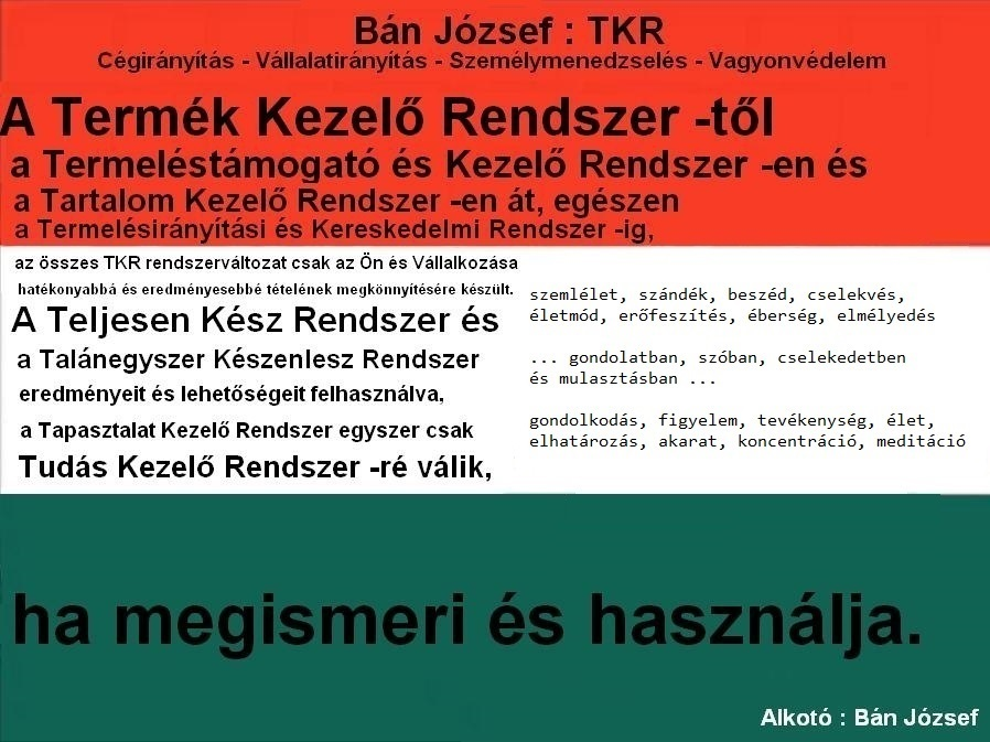 banjozsef.hu - tkrpédia, TKR, Bjsoft, TKR 366, bjSql, bjblog !